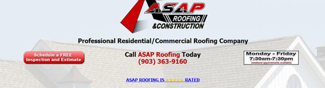 Asap Roofing Tyler Tx Alignable