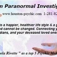 5* Houston Psychic Medium Paranormal Investigations - Alignable