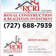 ROYAL CONSTRUCTION AND REALESTATE INVESTMENT (RCRI) - Alignable