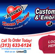 4080ab786 Arrowest Custom T-Shirts & Embroidery. (313)633-6124 - Alignable