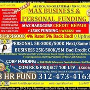 PRIMARY TRADELINES SOLUTIONS by Capital Cash 312-473-4163 Call Now