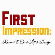 First Impression Resume Cover Letter De