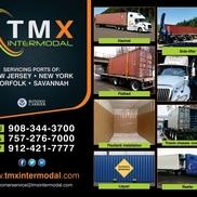 Tmx Intermodal Tracking