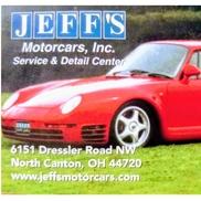 Jeff's Motorcars Service Inc,