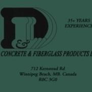 D&L Concrete & Fiberglass Products Ltd  - Alignable