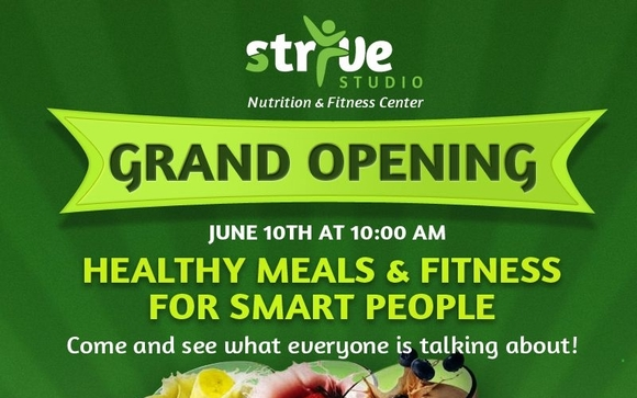 Grand Opening Herbalife Nutrition Club News And Health