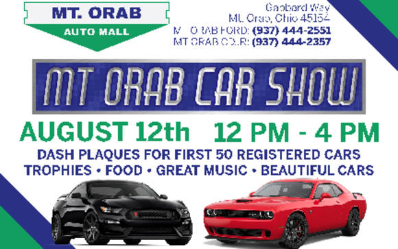 Mt Orab Auto Mall >> Mt Orab Car Show By Mount Orab Auto Mall In Mount Orab Area Alignable