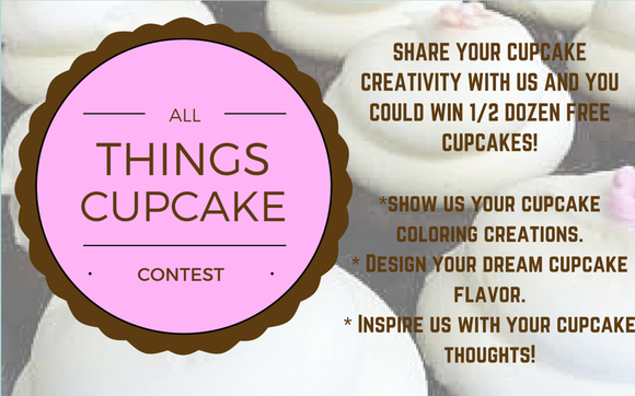 All Things Cupcake Contest by Flavor Cupcakery in Bel Air, MD