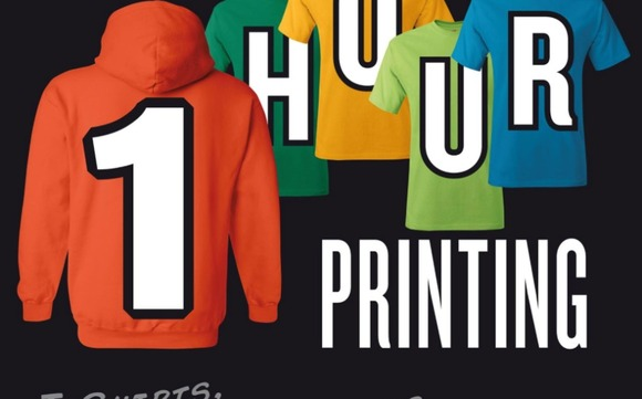d5a79d15 1 Hour T-shirt Printing by 1 Hour Tees in Cicero Area - Alignable