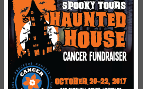 Teens 8th Spooky Tours 8th Haunted House Cancer, Clothing