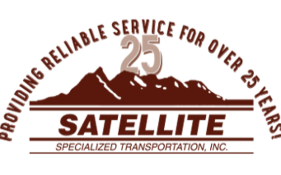Logistics support by Satellite Specialized Transportation