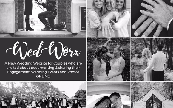 Introducing WedWorx - Personalized Websites for Engagments