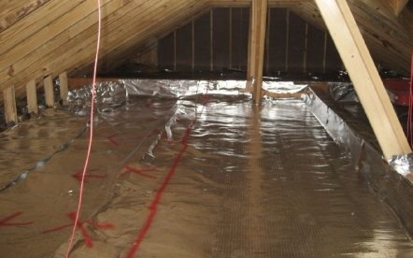 Frequently Asked Questions about Radiant Barriers  by DFW