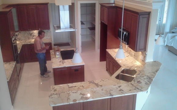 WE HAVE A FULL LINE OF GRANITE AND QUARTZ FOR ALL YOUR COUNTERTOP NEEDS