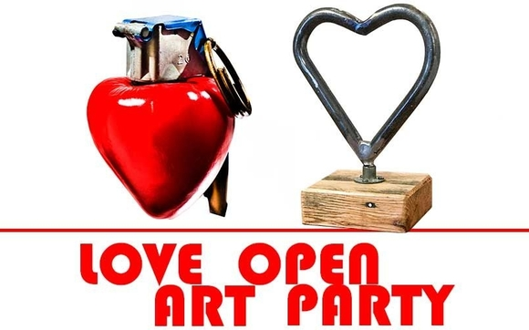 e45b006ae2e8af Get your Valentine s on and join us for a pre-Valentine s pre-SuperBowl Art  Fest Open House Studio at McKee Photography on the 2nd Floor of the Lofts  at ...