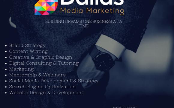 1 DIgital Marketing Agency by Dallas Media Marketing