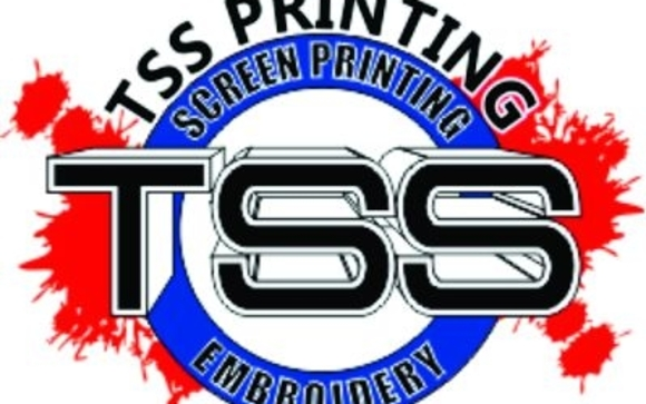 Custom T-shirts Screen Printing by TSS Printing in Albany, NY