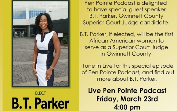 Pen Pointe Podcast: Must Tune in Tomorrow!! by Pen Pointe