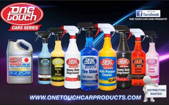 One Touch Car Products by Clean All Star Corp  in Juana Diaz