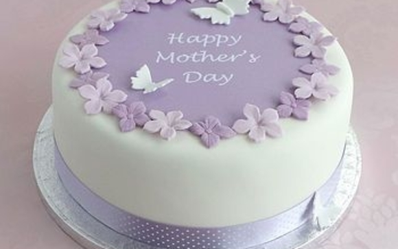 Terrific Creative Birthday Cakes For Mom The Cake Boutique Personalised Birthday Cards Arneslily Jamesorg