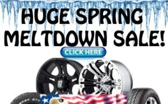 American Tire And Auto >> Spring Meltdown Sale Right Now By American Tire Auto In Fairbanks