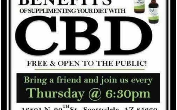 Cannabis & CBD education class by A6 Wellness in Scottsdale, AZ