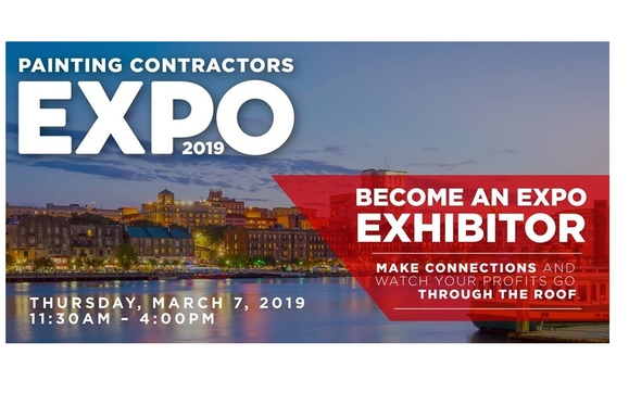 2019 PDCA EXPO - Trade Show by Painting Contractors Association
