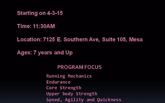 Youth Speed and Agility Training by STRIVE, speed, agility
