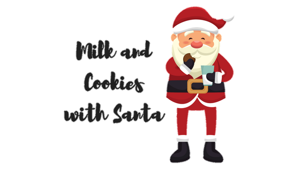 Milk And Cookies With Santa By Children S Discovery Museum Of The
