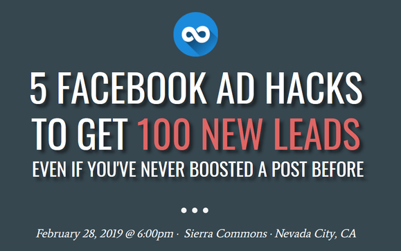 5 FACEBOOK AD HACKS TO GET 100 NEW LEADS - EVEN IF YOU'VE