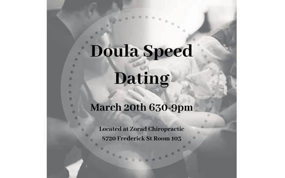 Doula speed dating