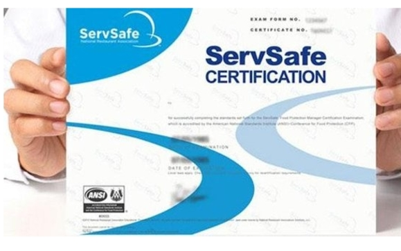 servsafe certification safety training manager protection certificate az cole alignable