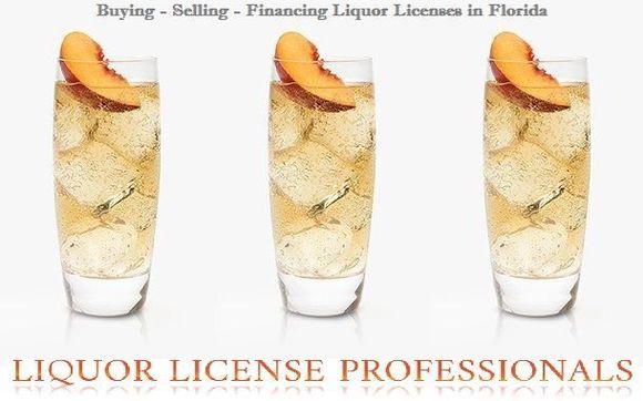 Liquor License Financing in Florida by Liquor License