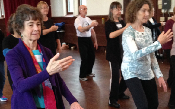 FREE Tai Chi Class by YogaMix The Perfect Blend in Missouri City, TX