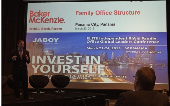 Elite Independent RIA & Family Office Global Leaders Conference by