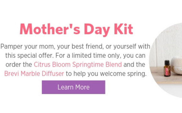 Mother's Day Kit by Your Health & Beauty Simplified in