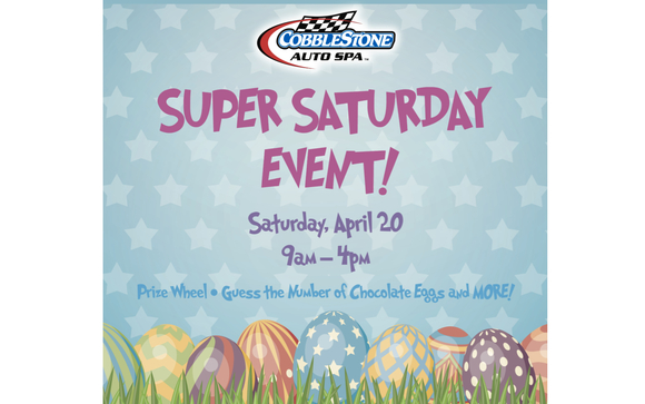 Super Saturday by Cobblestone Auto Spa in Phoenix, AZ