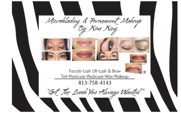 Permanent Makeup And Microblading By Kim King Monique S French
