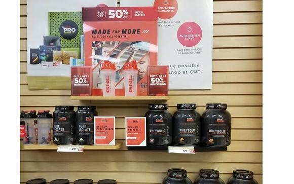 BOGO 50% OFF YOUR FAV GNC PRODUCTS!! by GNC in Winona Area