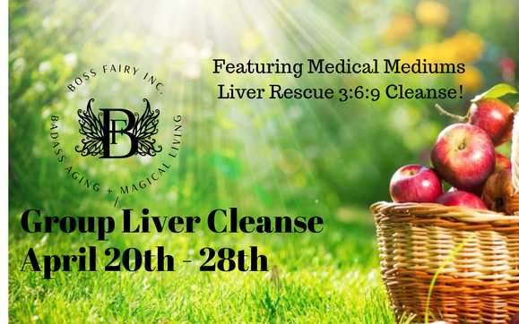 Group Liver Cleanse - Featuring Medical Mediums Liver Rescue
