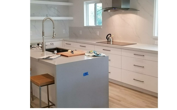 Kitchen Remodel by Green Innovation Construction in Tampa ...