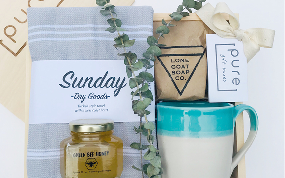 Mother S Day Gift Box Giveaway By Pure Gift Boxes In Garibaldi