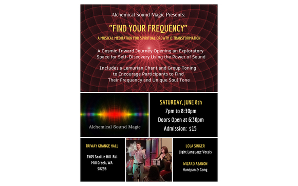Find Your Frequency - A Musical Meditation for Spiritual