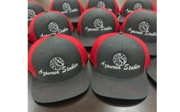 A Dozen Richardson Hats with Your Logo by Ocala Embroidery in Ocala