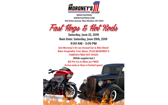 Moroney's Fast Hogs & Hot Rods by Moroney's Cycles in New