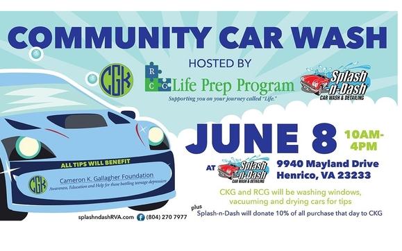 Splash And Dash Car Wash >> Benefit Car Wash By Splash N Dash Car Wash Detailing In Henrico