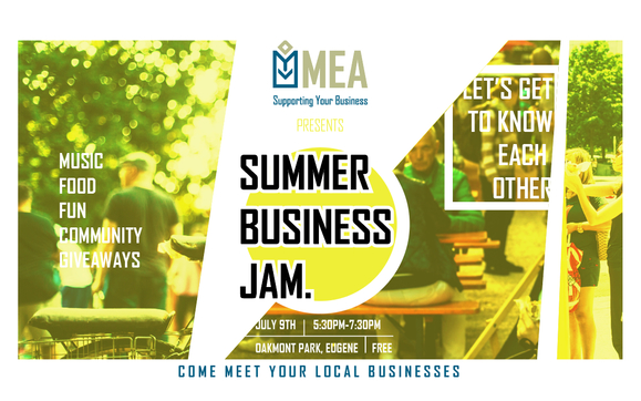 Summer Business Jam by Halo in Eugene, OR - Alignable