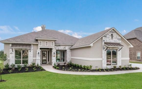 Open House By Whitestone Custom Homes In San Antonio Tx