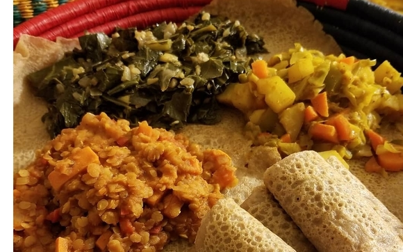 Culinary Kisses Cooks Around the World: Ethiopian Online