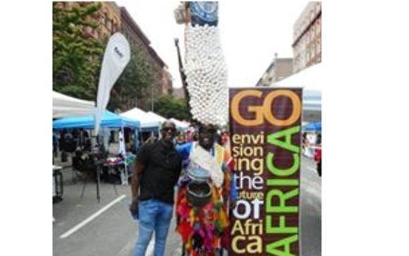 Go Africa Carnival 2019 by Sunrise Catering Unltd in Newark